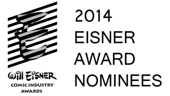 Coffee and Comics: The 2014 Eisner Awards