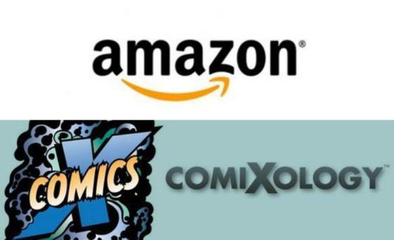 Amazon is ComiXology