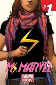 Ms. Marvel #1 Willson, Alphona, Herring Marvel Comics