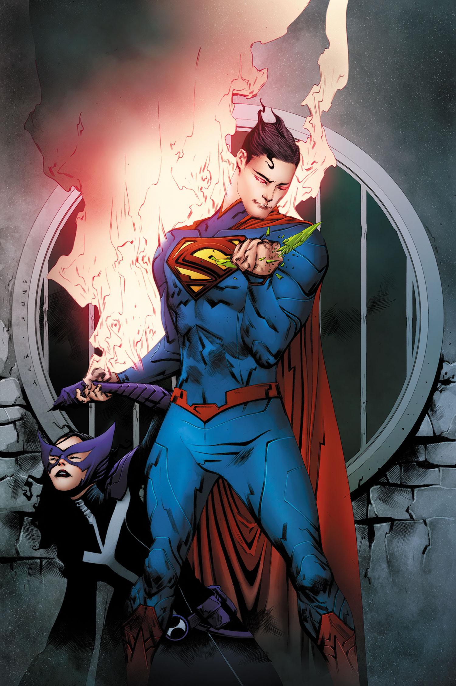 Batman-Superman 09 cover