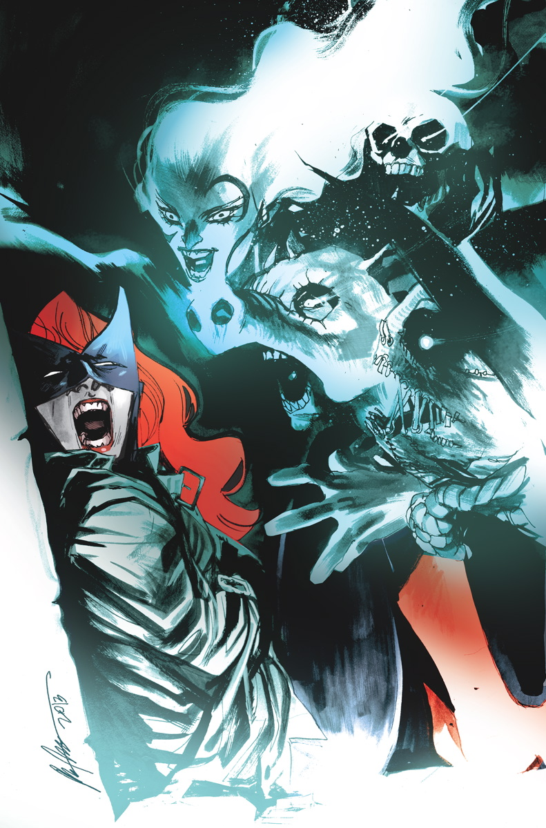 Batwoman 30 cover