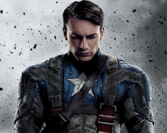 """Chris Evans in """"Captain America: The First Avenger""""  Marvel Studios 2011"""