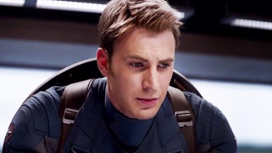 Captain America defiant