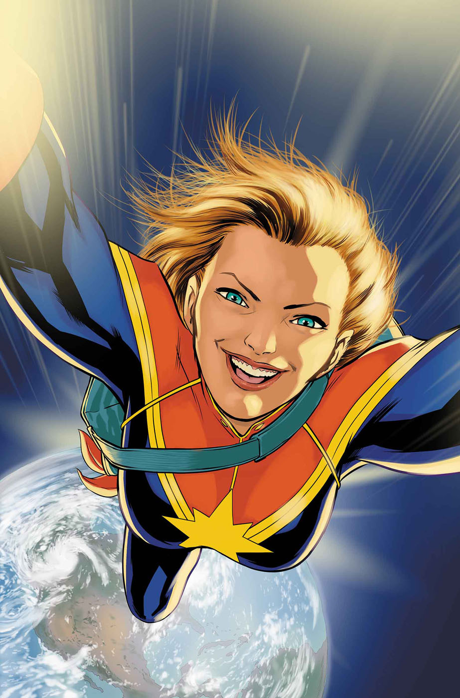Captain Marvel 02 cover