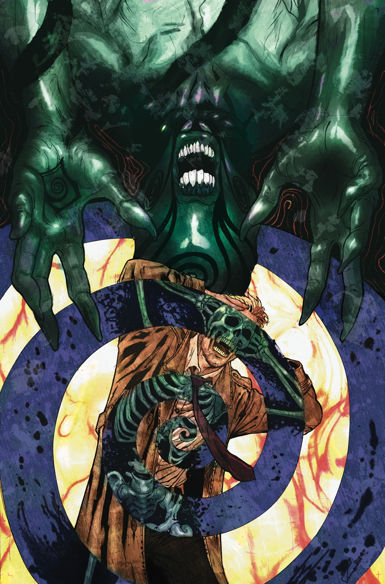 Constantine 13 cover
