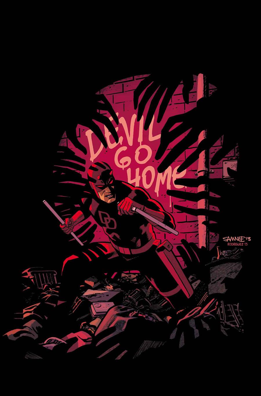Daredevil 02 cover