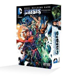 DC deck builder expansion