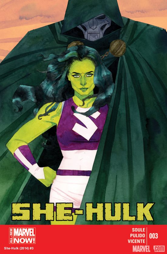 Marvel: She Hulk #3