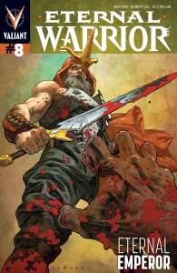 (w)Greg Pak (a)Robert Gill $3.99 Valiant Comics