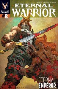 (w)Greg Pak (a)Robert Gill $3.99 Valiant Comics