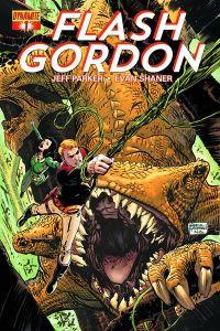 """Flash Gordon #1"" (w) Jeff Parker (a) Evan Shaner Dynamite Entertainment $3.99"