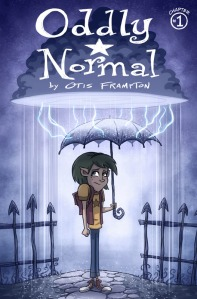 OddlyNormal-Issue1-Cover_web