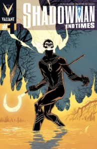 """REVIEW: """"Shadowman: End Times #1"""" Shadowman's Origins Might Bring His End Times"""