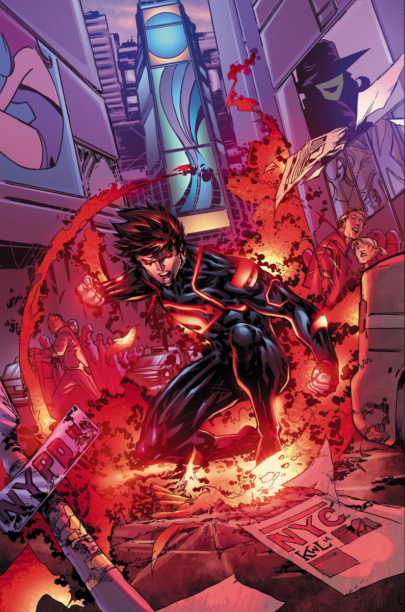 Superboy 30 cover