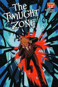 """Twilight Zone #4"" (w) J. Michael Straczynski (a) Guiu Vilanova Dynamite Entertainment $3.99"
