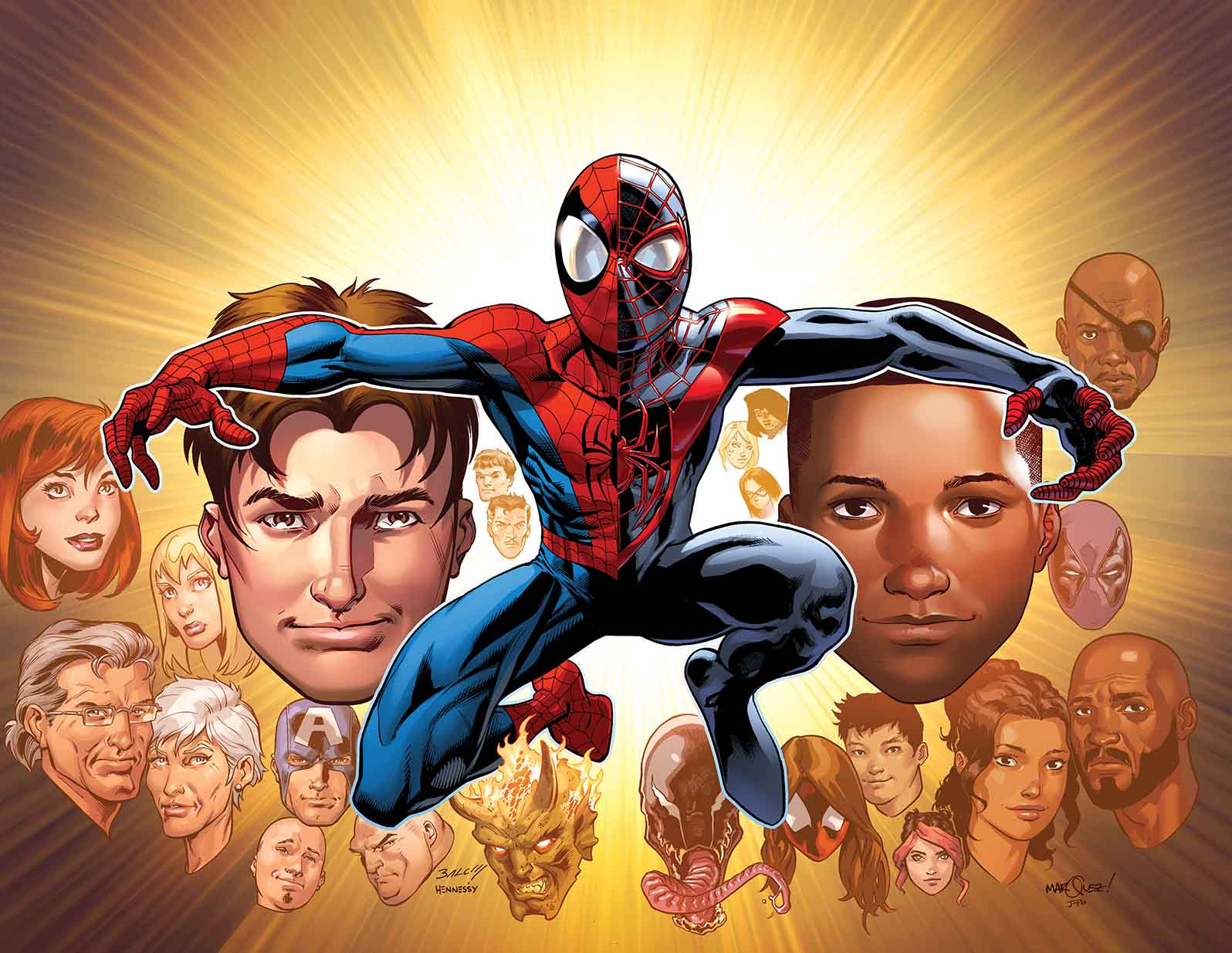 Ultimate Spider-Man 200 cover
